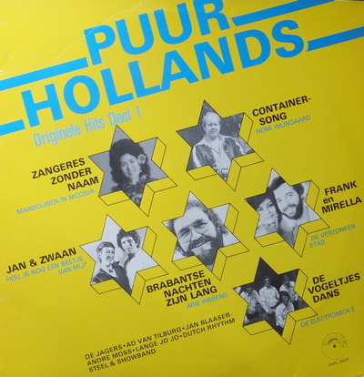 Various - Puur Hollands ( Originele Hits Deel 1 )