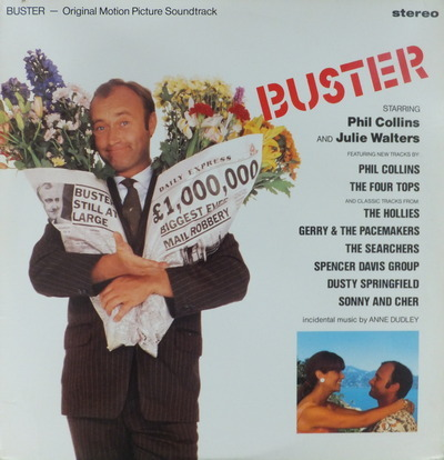Various - Buster ( Original Motion Picture Soundtrack )