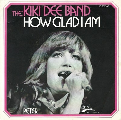 Kiki Dee Band, The - How Glad I Am