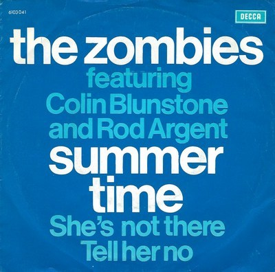 Zombies, The Feat. Colin Blunstone & Rod Argent - Summetime