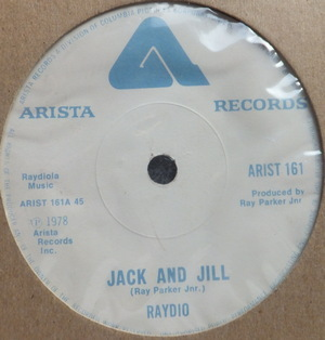 Raydio - Jack And Jill