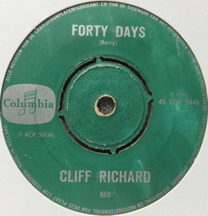 Cliff Richard - Forty Days