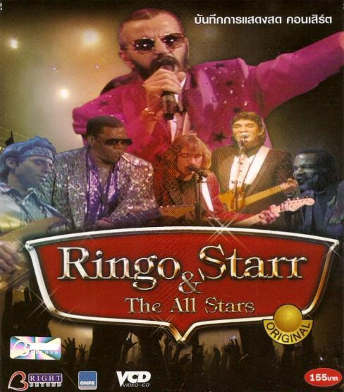 Ringo Starr And His All-Starr Band - Legends In Concert ( MINT )