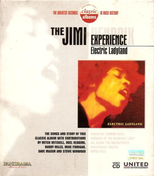Jimi Hendrix Experience, The - Electric Ladyland ( MINT )