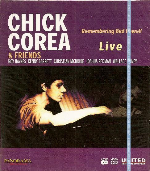 Chick Corea & Friends - Remembering Bud Powell ( Live ) ( MINT )