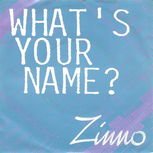 Zinno - What's Your Name ?