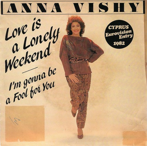 Anna Vishy - Love Is A Lonely Weekend
