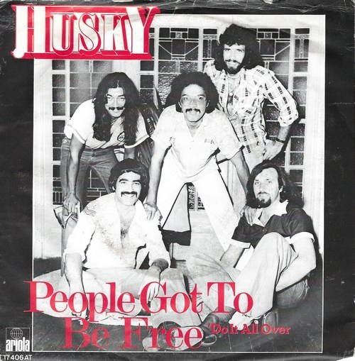 Husky - People Got To Be Free