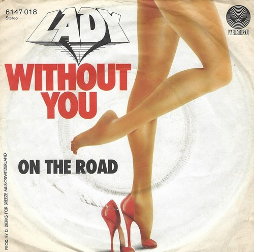 Lady - Without You