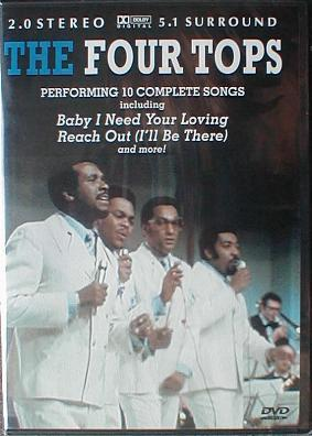 Four Tops, The -  The Four Tops