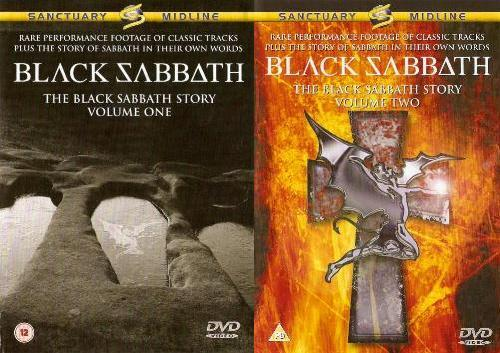 Balck Sabbath - The Black Sabbath Story Volume One & Two
