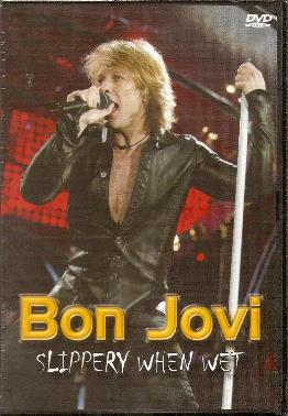 Bo Jovi - Slippery When Wet