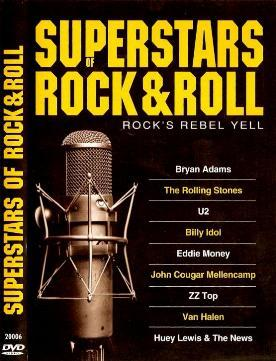 Various - Superstars Of Rock&Roll - Rock's Rebel Yell