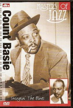 "Count Basie - Master Of Jazz "" Swingin' The Blues """