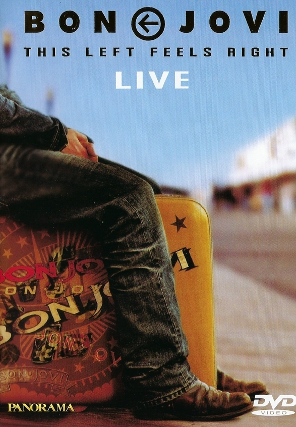 "Bon Jovi - This Left Feels Right "" Live """