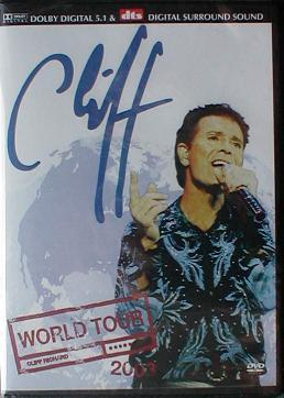 Cliff Richard - Cliff World Tour 2003
