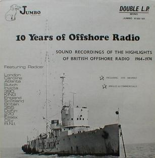 Unknown Artist - 10 Years Of Offshore Radio