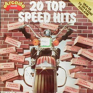 Various - 20 Top Speed Hits