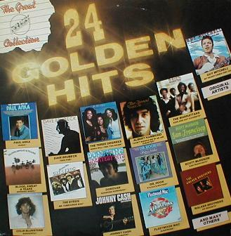 Various - 24 Golden Hits The Great Embassy Collection