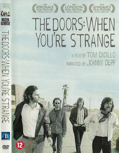 Doors, The - When You're Strange